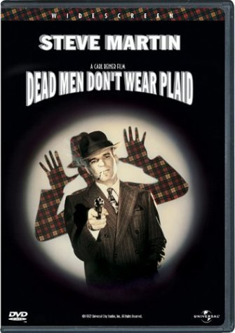 Dead Men Don't Wear Plaid Martin Ward Reiner DVD Pg