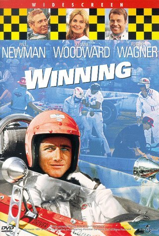 Winning Newman Woodward Thomas DVD Pg