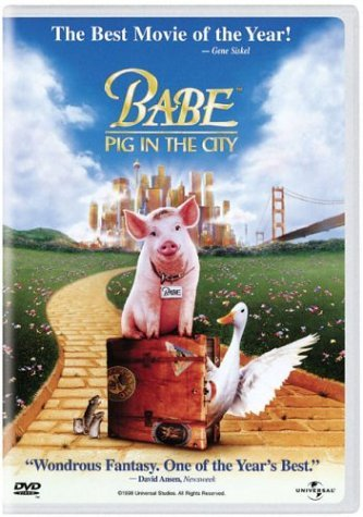 Babe Pig In The City Szubanski Cromwell Clr Dss Aws Keeper G