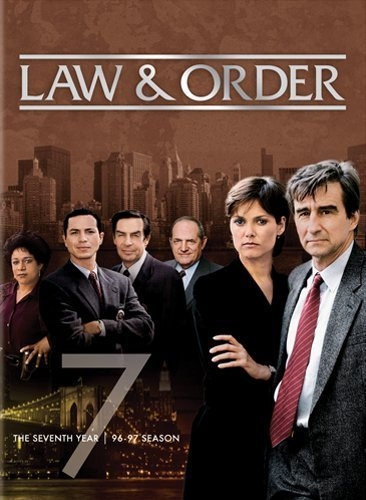 Law & Order 7th Year Ws Nr 5 DVD