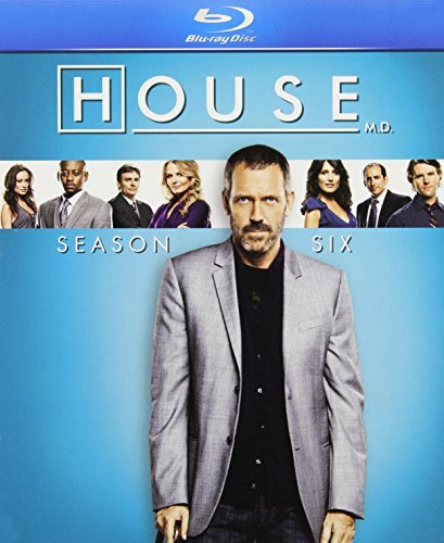 House Season 6 Blu Ray R 5 Br