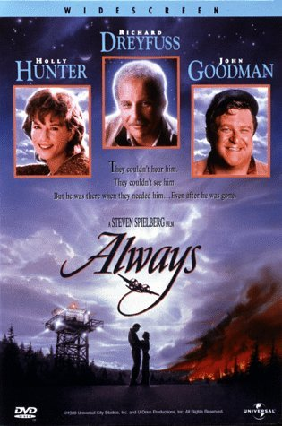 Always Dreyfuss Hunter Goodman DVD Pg Ws