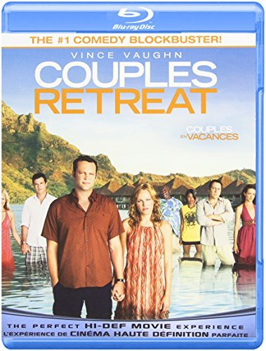 Couples Retreat Vaughn Bateman Favreau Bell Blu Ray Ws Pg13 2 Br