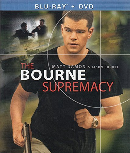 Bourne Supremacy Damon Potente Stiles Cox Allen Pg13 Incl. DVD