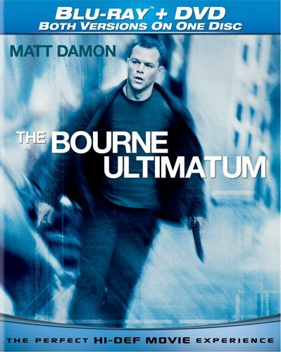 Bourne Ultimatum Damon Matt Blu Ray Ws Pg13 Incl. DVD