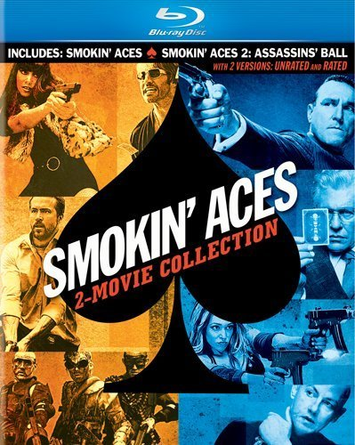 Smokin' Aces 2 Movie Collecti Smokin' Aces 2 Movie Collecti Blu Ray Ws R