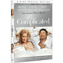It's Complicated Streep Martin Baldwin 2 Disc Special Edition