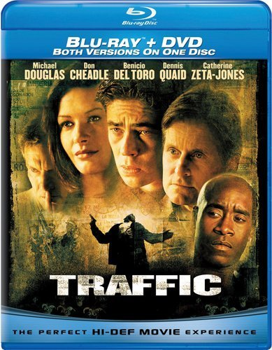 Traffic Traffic Blu Ray Ws R Incl. DVD