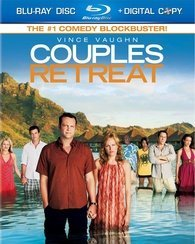 Couples Retreat Couples Retreat Ws Blu Ray Pg13 Incl. Ticket