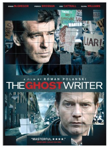 Ghost Writer Brosnan Williams Cattrall Ws Pg13