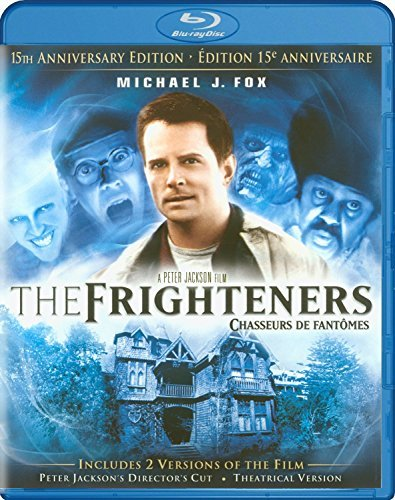 Frighteners Fox Alvarado Blu Ray Ws 15th Anniv. Ed. R