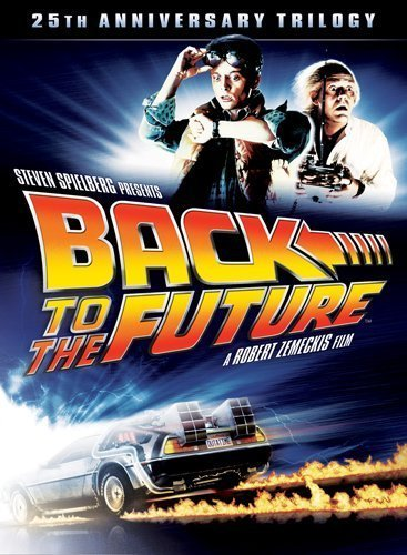 Back To The Future Trilogy Back To The Future Trilogy Ws Pg 4 DVD