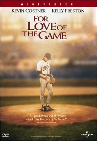 For Love Of The Game Costner Preston DVD Pg13