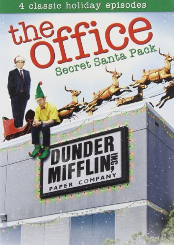Office Secret Santa Pack DVD