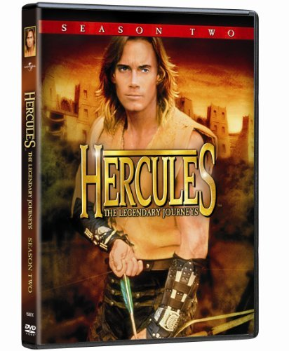Hercules The Legendary Journeys Season 2 DVD Nr