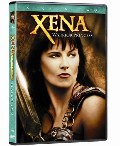 Xena Warrior Princess Season 2 DVD Nr 5 DVD