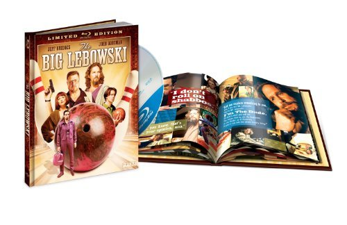 Big Lebowski Bridges Goodman Moore Blu Ray Ws Lmtd Ed. Bridges Goodman Moore