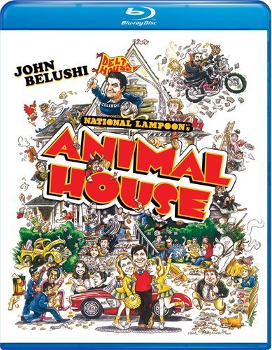 National Lampoon's Animal Hous National Lampoon's Animal Hous Blu Ray Ws R