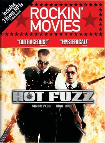 Hot Fuzz Hot Fuzz Ws R Incl. Mp3
