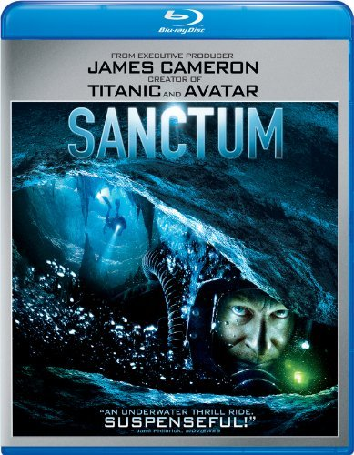 Sanctum Wakefield Cratchley Baker Blu Ray Ws R Incl. Dc