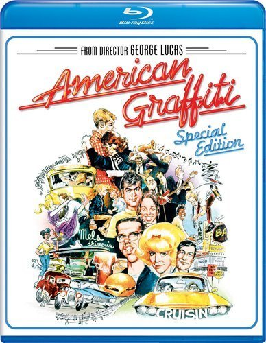 American Graffiti Dreyfuss Howard Blu Ray Ws Special Ed. Pg