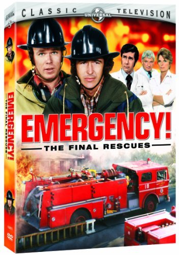 Emergency! The Final Rescues DVD
