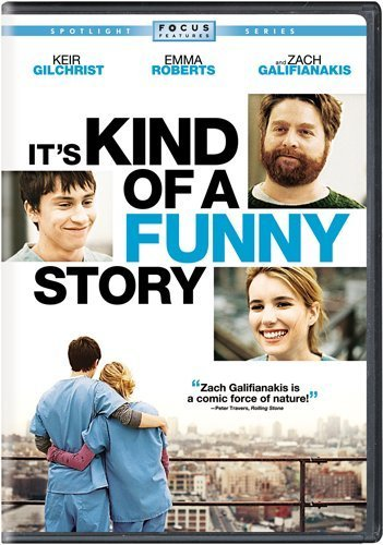 It's Kind Of A Funny Story Gilchrist Galifianakis Roberts Pg13