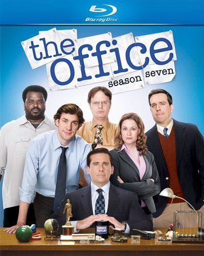 Office Season 7 Blu Ray Nr 4 Br