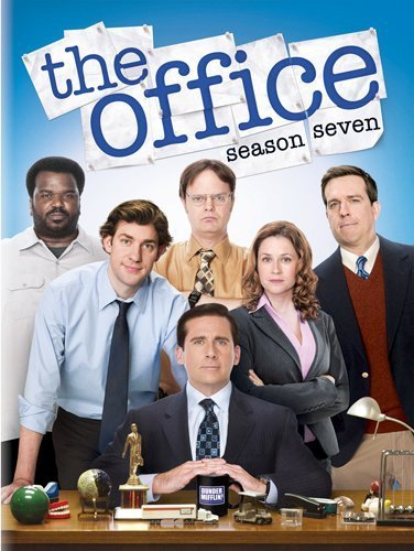 Office Season 7 DVD