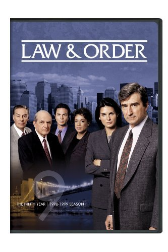 Law & Order Season 9 Aws Nr 5 DVD