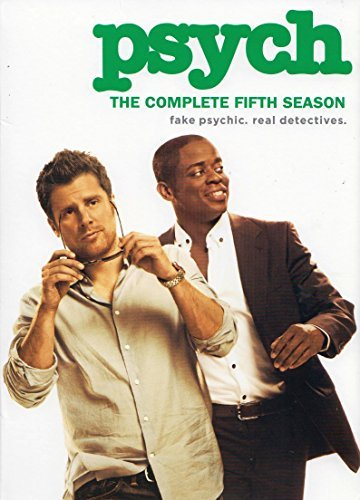 Psych Season 5 DVD