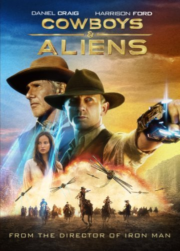 Cowboys & Aliens Ford Craig Aws Pg13