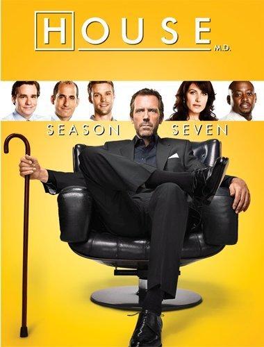 House Season 7 DVD