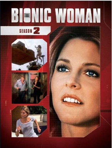 Bionic Woman Season 2 Nr 5 DVD