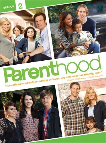 Parenthood Season 2 DVD