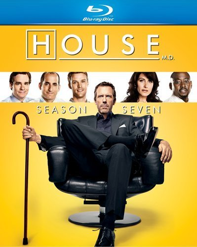 House Season 7 Blu Ray