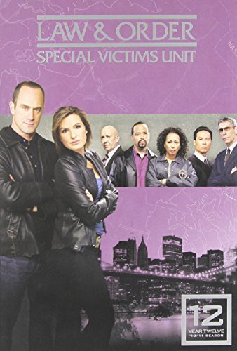 Law & Order Special Victims Unit Season 12 Aws Nr 5 DVD