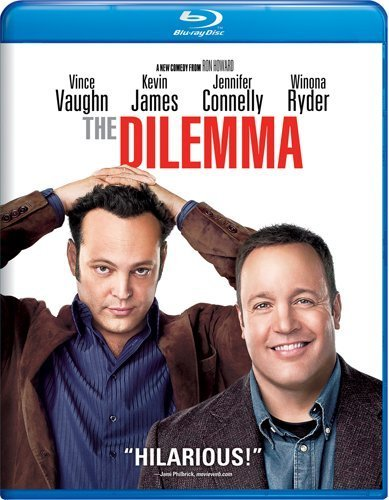 Dilemma Vaughn James Connelly Blu Ray Ws Pg13 Incl. Dc