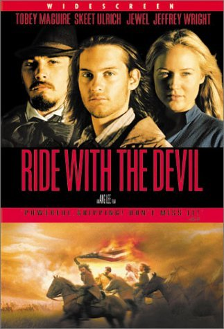 Ride With The Devil Maguire Ulrich Jewel Wright Clr Cc 5.1 Aws Fra Sub Keeper R