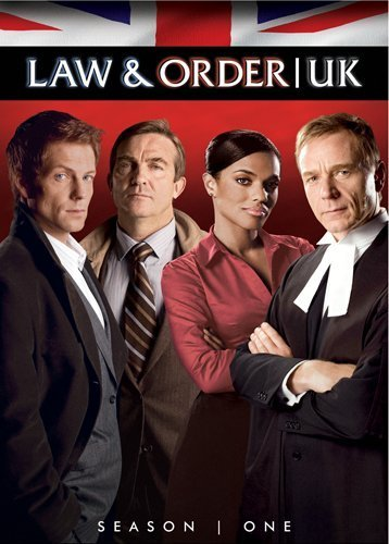 Law & Order Uk Season 1 Ws Nr 3 DVD