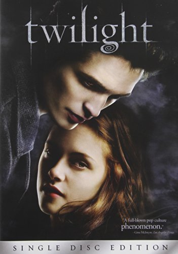Twilight Pattinson Stewart DVD Pg13 Ws