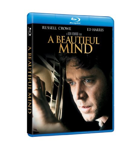 Beautiful Mind Crowe Harris Blu Ray Ws Pg13