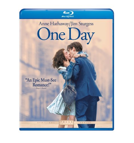 One Day [blu Ray] Hathaway Sturgess Pg13