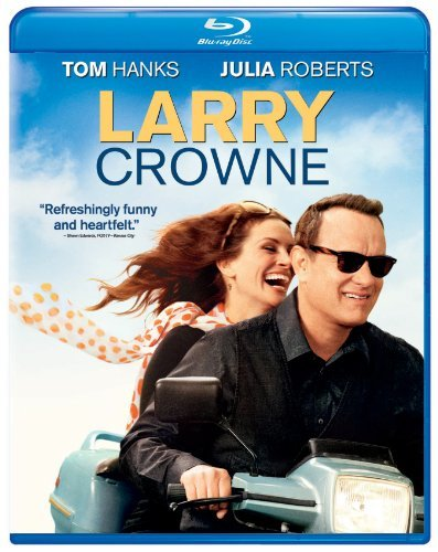Larry Crowne Hanks Roberts Blu Ray Ws Pg13