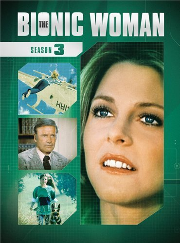 Bionic Woman Season 3 Nr 5 DVD