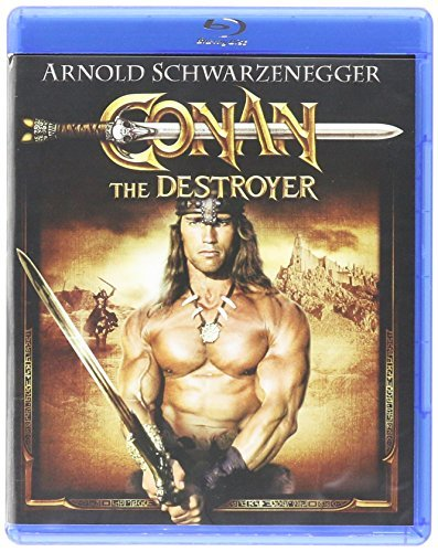 Conan The Destroyer Conan The Destroyer Blu Ray Ws Pg