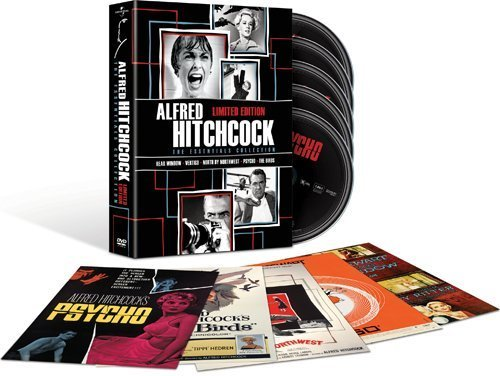 Alfred Hitchcock Essentials C Alfred Hitchcock Essentials C Aws Nr 5 DVD