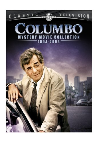 Columbo Mystery Movie Collecti Columbo Mystery Movie Collecti Aws Nr 3 DVD