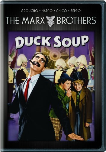 Duck Soup Marx Brothers Nr