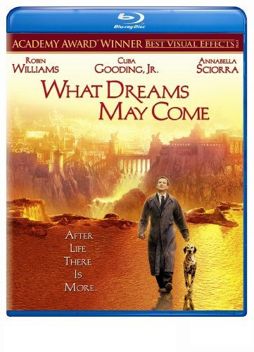 What Dreams May Come Williams Gooding Sierra Blu Ray Ws Pg13